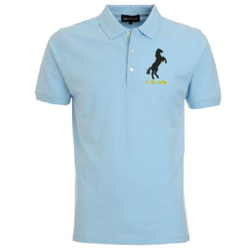 7 Fd Sqn Embroidered Polo Shirt
